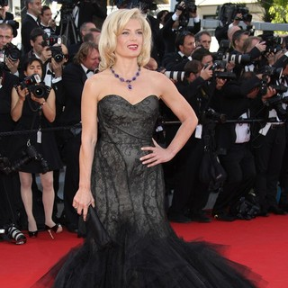 Angela Ismailos in Moonrise Kingdom Premiere - During The Opening Ceremony of The 65th Cannes Film Festival