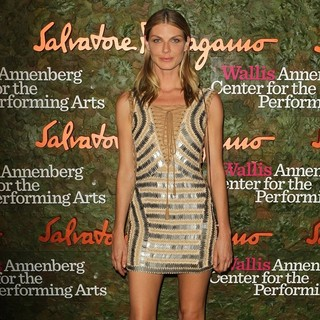 Angela Lindvall in Opening Night Gala of The Wallis Annenberg Center for The Performing Arts