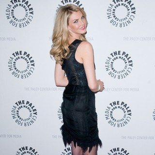 Angela Lindvall in The Paley Center for Media Presents Project Runway All Stars - Arrivals