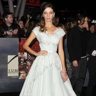 Angela Sarafyan in The Premiere of The Twilight Saga's Breaking Dawn Part II