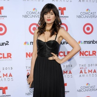 Angelica Celaya in The 2013 NCLR ALMA Awards