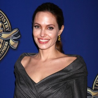 Angelina Jolie in The 2013 American Society of Cinematographers Awards - Arrivals