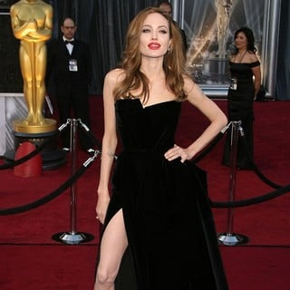 Angelina Jolie in 84th Annual Academy Awards - Arrivals