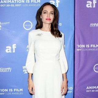 Angelina Jolie in The Breadwinner Premiere