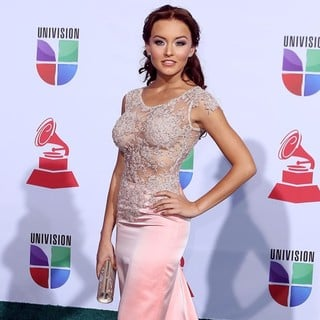 Angelique Boyer in The 12th Annual Latin GRAMMY Awards - Arrivals