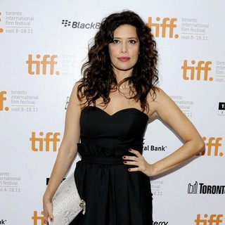 Angie Cepeda in 36th Annual Toronto International Film Festival - Machine Gun Preacher - Premiere Arrivals