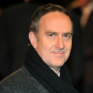Angus Deayton in War Horse - UK Film Premiere - Arrivals