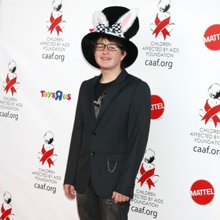 Angus T. Jones in 17th Annual Dream Halloween to Benefit The Children Affected