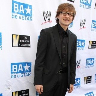 Angus T. Jones in Anti-Bullying Alliance Be A Star Launched by The Creative Coalition, A-List Celebs and WWE