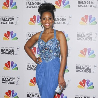 Anika Noni Rose in The 43rd Annual NAACP Awards - Arrivals