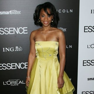 Anika Noni Rose in 5th Annual ESSENCE Black Women in Hollywood Luncheon