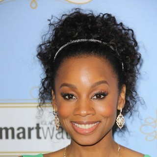 Anika Noni Rose in 6th Annual Essence Black Women in Hollywood Luncheon