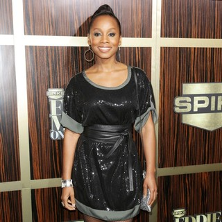 Anika Noni Rose in Spike TV's Eddie Murphy: One Night Only