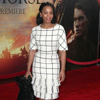 Anika Noni Rose in The World Premiere of War Horse