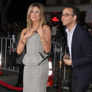 Jennifer Aniston, David Wain in The Wanderlust World Premiere - Arrivals