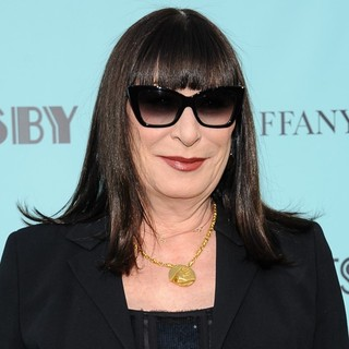 Anjelica Huston in Premiere of The Great Gatsby