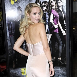 Anna Camp in Los Angeles Premiere of Pitch Perfect