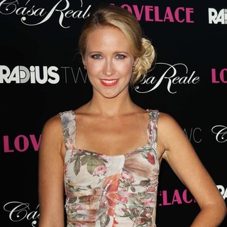Anna Camp in Lovelace Los Angeles Premiere