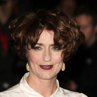 Anna Chancellor in London Evening Standard Theatre Awards - Arrivals