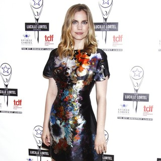 Anna Chlumsky in The 2012 Lucille Lortel Awards - Arrivals