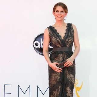 Anna Chlumsky in 64th Annual Primetime Emmy Awards - Arrivals