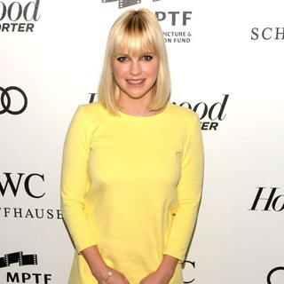 Anna Faris in 2nd Annual Reel Stories, Real Lives Benefiting The Motion Picture and Television Fund - Arrivals