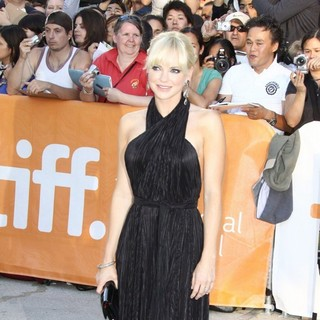Anna Faris in 36th Annual Toronto International Film Festival - Moneyball - Premiere