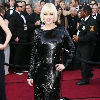 Anna Faris in 84th Annual Academy Awards - Arrivals