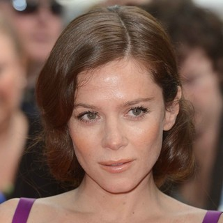 Anna Friel in The Premiere of The Amazing Spider-Man