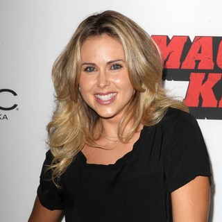 Anna Hutchison in Premiere of Open Road Films' Machete Kills