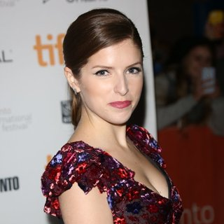 Anna Kendrick in 2014 Toronto International Film Festival - The Voices - Premiere