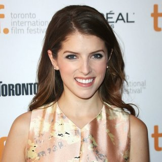 Anna Kendrick in 2014 Toronto International Film Festival - Cake - Premiere