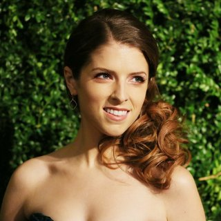 Anna Kendrick in 60th London Evening Standard Theatre Awards 2014