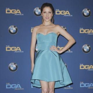 Anna Kendrick in The 66th Annual DGA Awards - Press Room