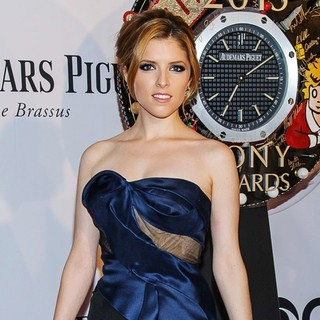 Anna Kendrick in The 67th Annual Tony Awards - Arrivals