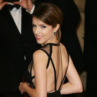 Anna Kendrick in The 86th Annual Oscars - Red Carpet Arrivals