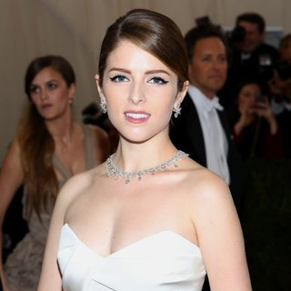 Anna Kendrick in Charles James: Beyond Fashion Costume Institute Gala - Arrivals
