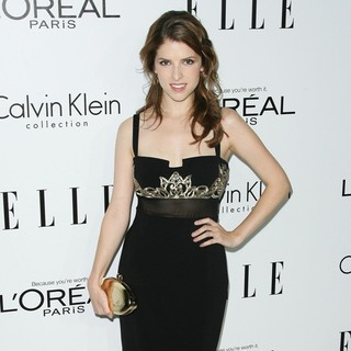 Anna Kendrick in ELLE's 19th Annual Women in Hollywood Celebration - Arrivals