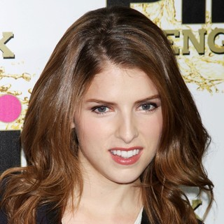 Anna Kendrick in Mr. Pink's Ginseng Energy Drink Launch - Arrivals