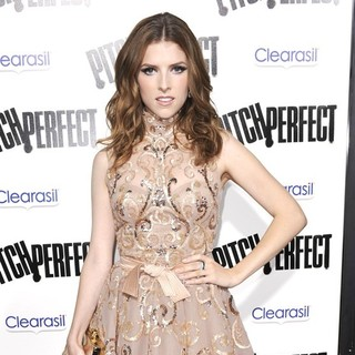 Anna Kendrick in Los Angeles Premiere of Pitch Perfect