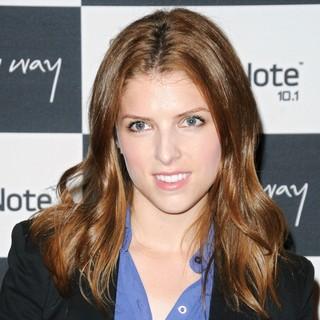 Anna Kendrick in The Launch of The Samsung Galaxy Note 10.2 - Arrivals