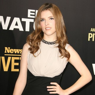 Anna Kendrick in Los Angeles Premiere of End of Watch