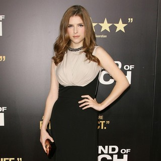 Los Angeles Premiere of End of Watch - anna-kendrick-premiere-end-of-watch-03