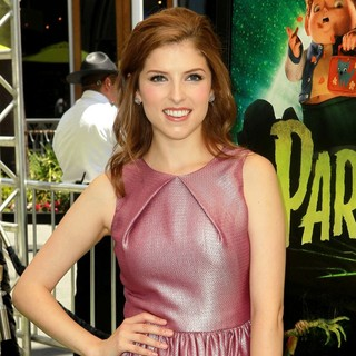 Anna Kendrick in World Premiere of ParaNorman