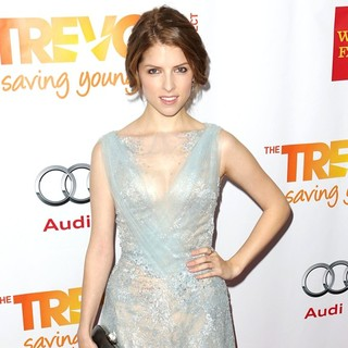 Anna Kendrick in Trevor Live Honours Katy Perry and Audi of America for The Trevor Project - Arrivals