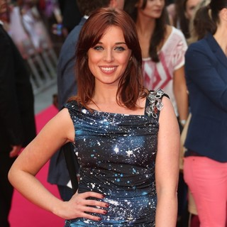 Anna Nightingale in UK Premiere of Katy Perry: Part of Me - Arrivals