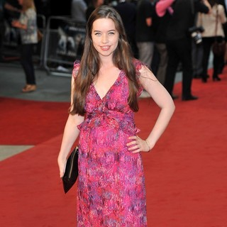Anna Popplewell in The Premiere of Anna Karenina