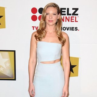 Anna Torv - The 2011 Critics Choice Television Awards Luncheon - Red Carpet
