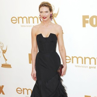Anna Torv in The 63rd Primetime Emmy Awards - Arrivals