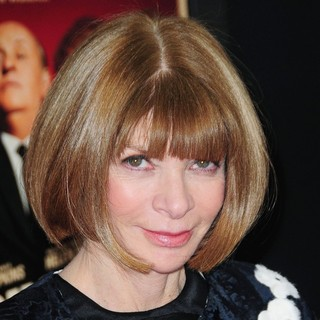 Anna Wintour in The Hitchcock Premiere